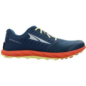 Altra Superior 5 Scarpe da Corsa Uomo, blu/arancione